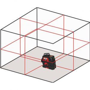RedBack 3L360R diagram