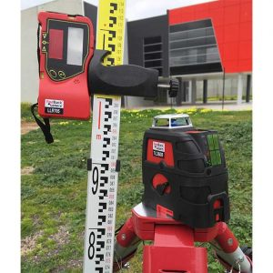 1L360 360 line laser outdoor levelling package