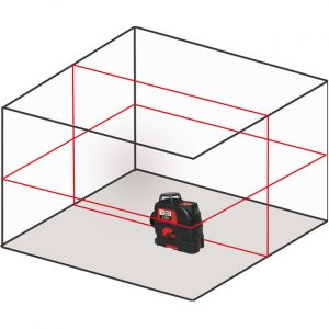 2L360 Dual 360 degree line laser