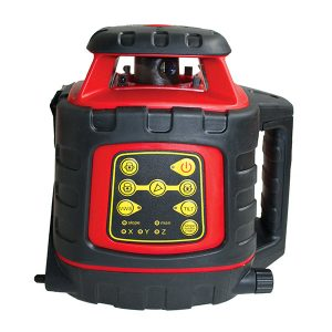 RedBack Lasers EGL624 Grade Rotating Laser Construction and Concreters builders plumbing drainage