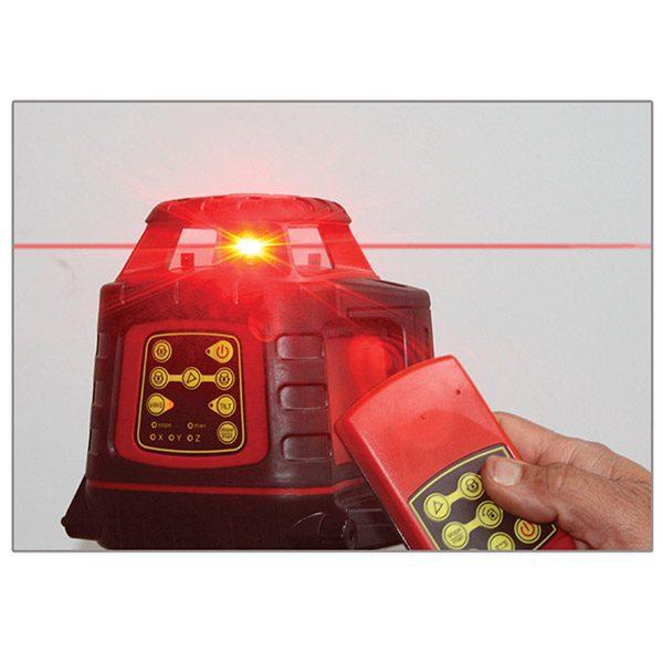 RedBack Lasers EGL624 EGL624GM EL614S EL614GM Scan Lines visible indoor laser lines Rotary Laser
