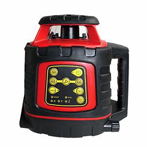 EGL624G Electronic levelling green beam rotating laser