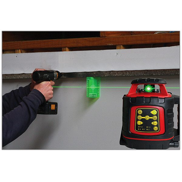 EGL624G GREEN624GM Interior Fit out visible green beam laser