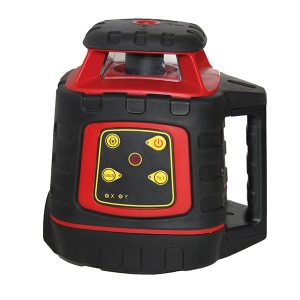 RedBack Lasers EL614 Laser Level Rotating rotary laser electronic Levelling concreters general building