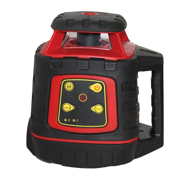 Rotating Lasers by RedBack Lasers EL614 Laser Level construction laser