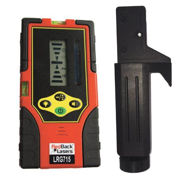 LRG715 Green rotating laser receiver