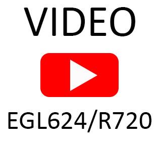 RedBack Lasers EGL624 Video