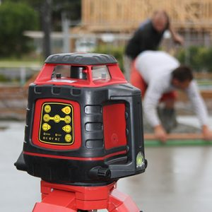 Rotating Laser RedBack Lasers