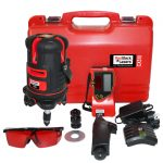 RedBack Lasers CX510 Kit construction laser for indoors and outdoors cross line laser
