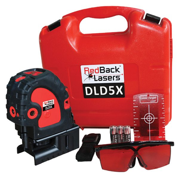 RedBack Lasers DLD5X