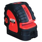 RedBack Lasers DLD5X Self Levelling 5 dots 5 points 5 way with two laser lines