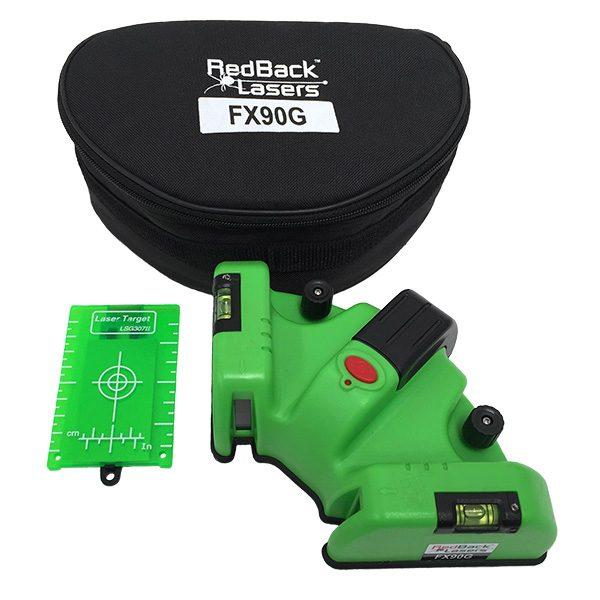 FX90G RedBack Lasers