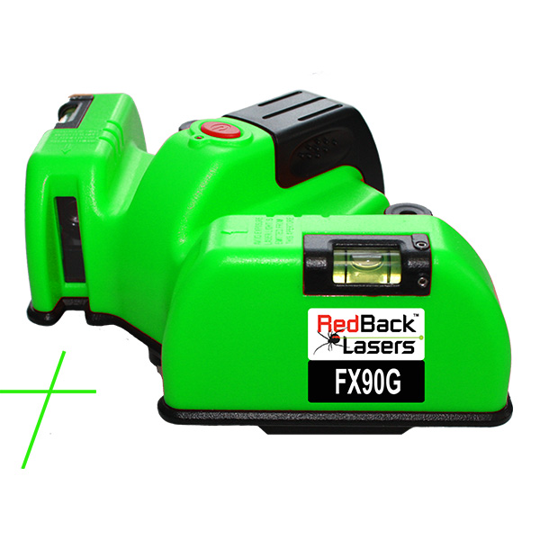 FX90G Green Floor Square Laser