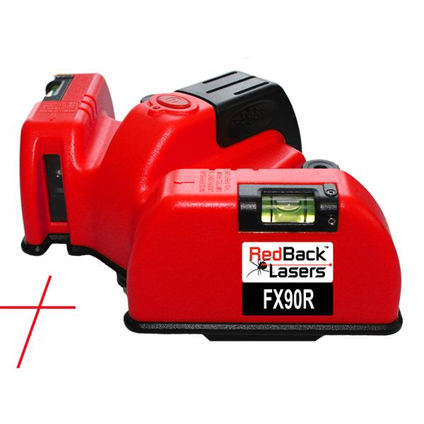 FX90R RedBack Floor Square Laser