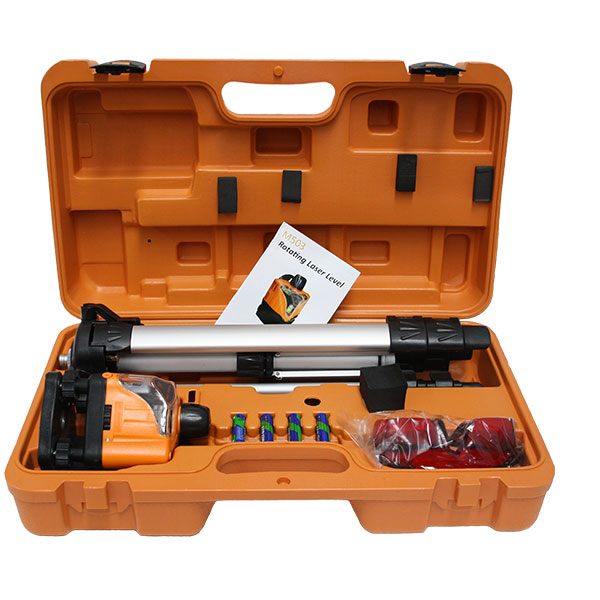 M503 Manual Leveling Rotating laser Kit