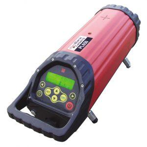 RedBack Lasers PL650 Pipe Laser Grade Slope