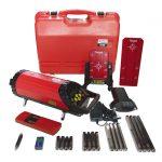 RedBack Lasers PL650 Pipe Laser Kit