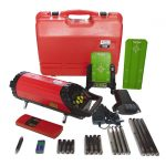 RedBack Lasers PL650G Green Pipe Laser Kit