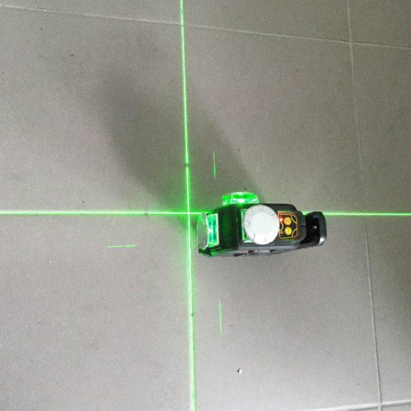 RedBack 3L360G Tiling Ultra Bright Green Line Laser