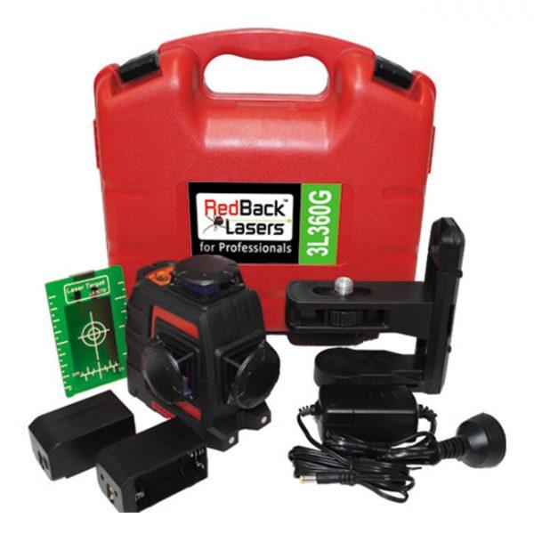 RedBack 3L360G Kit