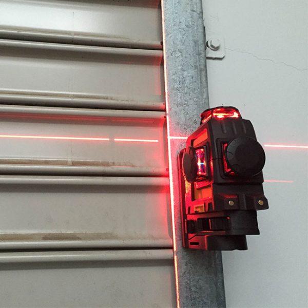 RedBack 3L360R Bright Laser