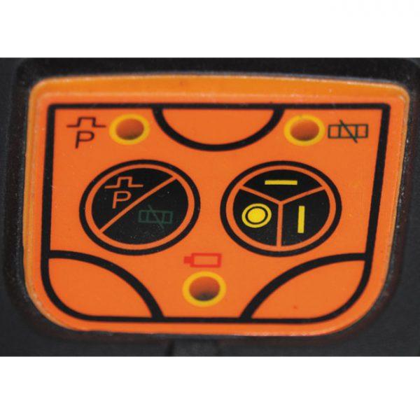 RedBack 3L360R keypad