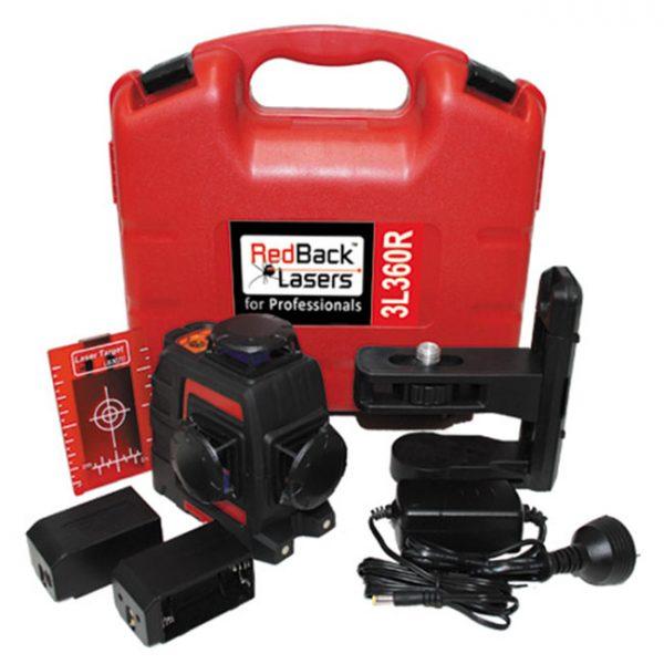 RedBack 3L360R kit
