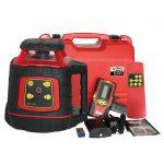 RedBack Lasers EL614S Kit Rotating Laser with Grade