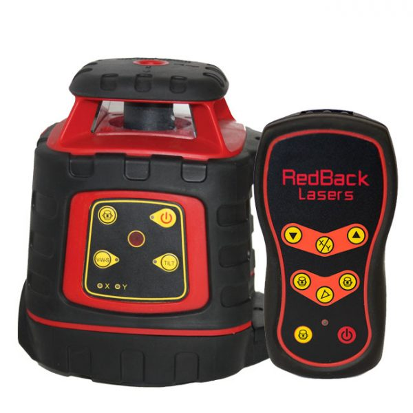 EL614S RedBack Lasers Rotating laser rotary with grade Electronic Self Levelling construction laser level for sale