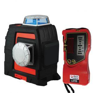 2L360R+ 360 line laser