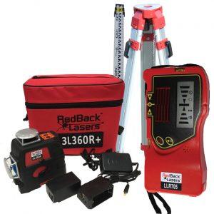 3L360R+P 360 line laser package