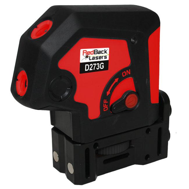 D273 3 dot laser level