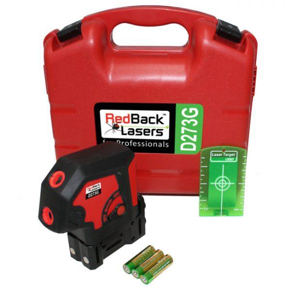 RedBack Lasers green Dot Laser D273G