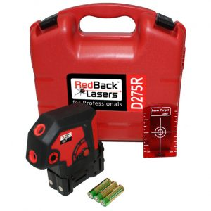RedBack Lasers Dot Laser Range