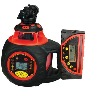 DGL2510QR720 Digital Grade Laser with millimeter receiver