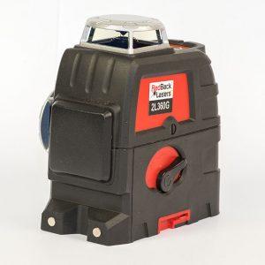 RedBack Lasers 2L360G green dual 360 line laser