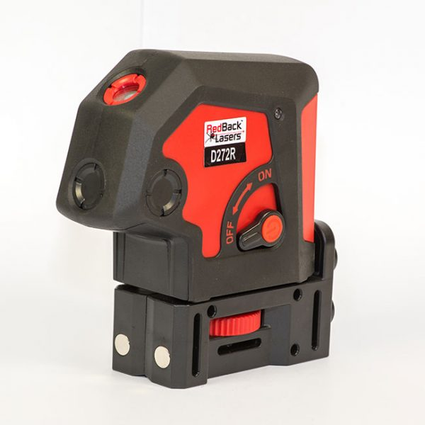 RedBack Lasers D272R plumb 2 dot 2 way 2 point auto levelling laser Bosch