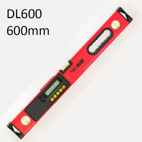 RedBack DL600 600mm Digital Level Builder Level