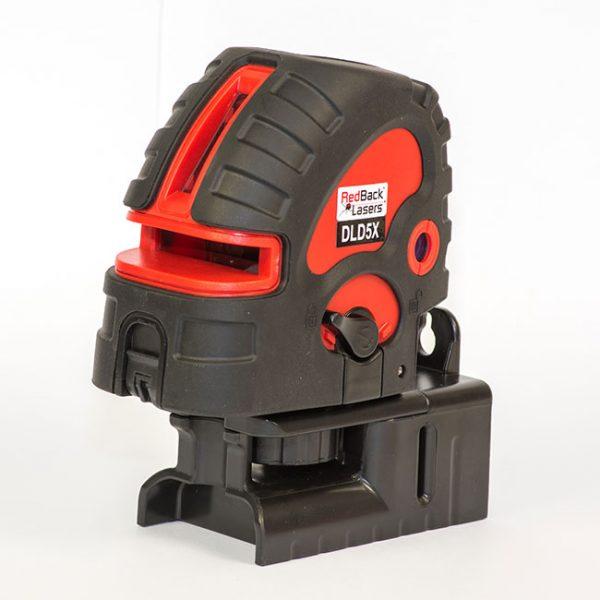 DLD5x RedBack Laser 5 dot and cross line laser level