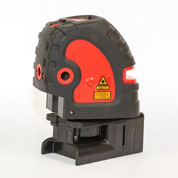 DLD5x RedBack Laser 5 dot 5 way 5 point and cross line laser level