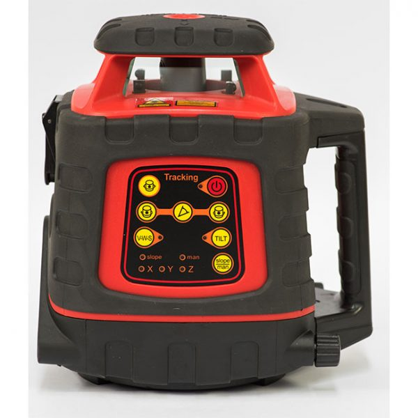 RedBack Lasers EGL624GM auto grade match tracking rotating laser level