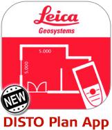 Disto Plan App