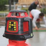 RedBack Lasers EGL624 Concreters Laser Level Electronic Self Levelling