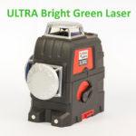 Ultra Bright Green Line Laser 3L360G 3D 360 degree multi line