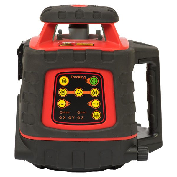 RedBack Lasers GREEN624GM electronic Tracking to receiver grade match laser green beam