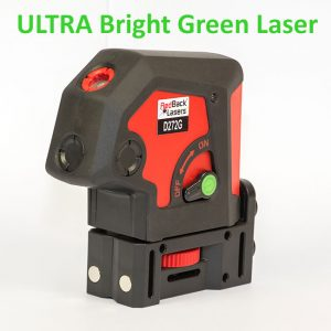 Green Dot Laser 2 way 2 beam 2 dot laser level self levelling Plumb Laser Ultra Bright