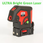 Green Dot Laser 3 way 3 dot plumb laser self leveling levelling green laser level
