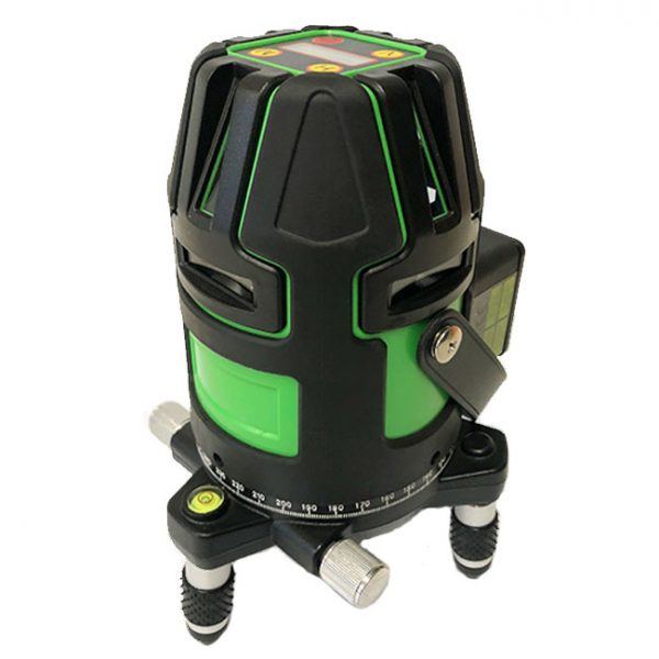 Multi-line Green Laser Level electronic self levelling