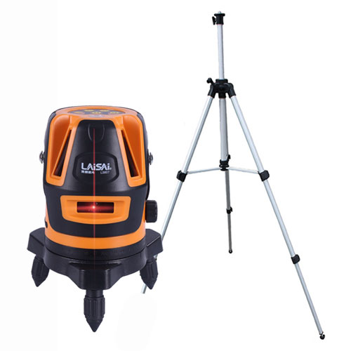 L203T multi line laser with tripod