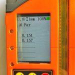 Laser Distance Measure range finder receiver